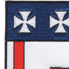 3rd Infantry Regiment Patch | Upper Left Quadrant