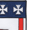 3rd Infantry Regiment Patch | Upper Right Quadrant