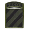 3rd Infantry Division Patch Recon OD