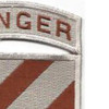 3rd Infantry Division Patch Ranger Desert | Upper Right Quadrant