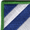 3rd Infantry Division Patch | Upper Left Quadrant