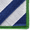 3rd Infantry Division Patch | Lower Right Quadrant