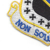 3rd Fighter Wing Shield Patch | Lower Left Quadrant