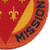 3rd Field Artillery Division Patch | Lower Right Quadrant