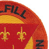 3rd Field Artillery Division Patch | Upper Right Quadrant