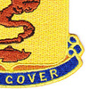 3rd Chemical Brigade Patch | Lower Right Quadrant