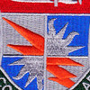 3rd Brigade 25th Infantry Division Special Troop Battalion Patch | Center Detail