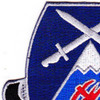 3rd Brigade 10th Mountain Division Special Troop Battalion Patch STB-18 | Upper Left Quadrant