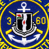 3rd Battalion Of The 60th Infantry Regiment Patch   Center Detail
