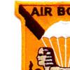 82nd Airborne Division Military Intelligence Detachment Patch   Upper Left Quadrant