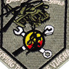 3rd Battalion 1st Aviation Regiment D Company Patch | Center Detail