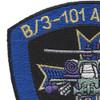 3rd Battalion 101st Aviation Regiment B Company Patch | Upper Left Quadrant
