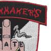 3rd Battalion 101st Aviation Calvary Regiment Patch   Upper Right Quadrant