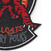 3rd Aviation Military Intelligence Battalion Military Police Patch | Lower Right Quadrant