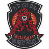 3rd Aviation Military Intelligence Battalion Military Police Patch