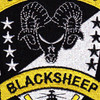 3rd Attack Recon Battalion 159th Aviation Regiment B Company Patch | Center Detail