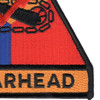 3rd Armored Division Patch | Lower Right Quadrant