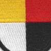 3rd Army Special Forces Group Flash Patch 1963-1969 | Center Detail
