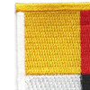 3rd Army Special Forces Group Flash Patch 1963-1969 | Upper Left Quadrant