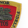 3rd Anti Tank Battalion Valor Honor Fidelity Patch | Upper Right Quadrant