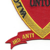 3rd Anti Tank Battalion Valor Honor Fidelity Patch | Lower Left Quadrant