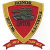 3rd Anti Tank Battalion Valor Honor Fidelity Patch