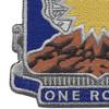 75th Cavalry Regiment Patch | Lower Left Quadrant