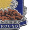 75th Cavalry Regiment Patch | Lower Right Quadrant