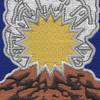 75th Cavalry Regiment Patch | Center Detail
