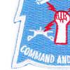 82nd Airborne Division Command & Control Patch | Lower Left Quadrant
