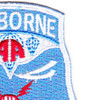 82nd Airborne Division Command & Control Patch | Upper Right Quadrant