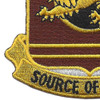 757th Transportation Battalion Patch | Lower Left Quadrant