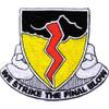 827th Tank Battalion Patch