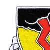 827th Tank Battalion Patch | Upper Left Quadrant