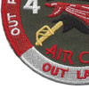 4th Battalion 3rd Aviation Cavalry Regiment Patch Hook And Loop | Lower Left Quadrant