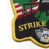 4th Aviation Battalion 4th Infantry Division Patch   Lower Left Quadrant