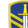 2nd Support Command Patch | Upper Left Quadrant
