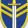 2nd Support Command Patch | Center Detail