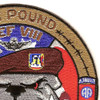 2nd Squadron 82nd Aviation Regiment D Company Patch | Upper Right Quadrant