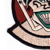 2nd Squadron 6th Cavalry Regiment Patch Desert | Lower Left Quadrant