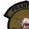 2nd Squadron 6th Aviation Attack Air Cavalry Regiment Company C Skull Patch OD | Upper Left Quadrant