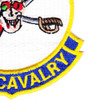 2nd Squadron 6th Aviation Attack Air Cavalry Regiment Company C Patch | Lower Right Quadrant