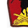 2nd Squadron 6th Aviation Air Cavalry Regiment B Troop Patch | Lower Left Quadrant