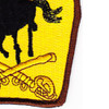2nd Squadron 6th Aviation Air Cavalry Regiment B Troop Patch | Lower Right Quadrant