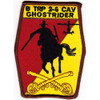2nd Squadron 6th Aviation Air Cavalry Regiment B Troop Patch