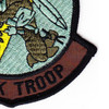 2nd Squadron 6th Aviation Air Cavalry Regiment Bravo Troop Patch OD | Lower Right Quadrant