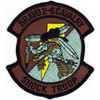 2nd Squadron 6th Aviation Air Cavalry Regiment Bravo Troop Patch OD