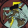 2nd Squadron 6th Aviation Air Cavalry Regiment Bravo Troop Patch OD | Center Detail
