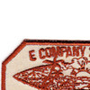 2nd Squadron 25th Aviation Regiment E Company Patch | Upper Left Quadrant