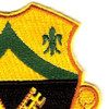 81st Armored Cavalry Regiment Patch   Upper Right Quadrant